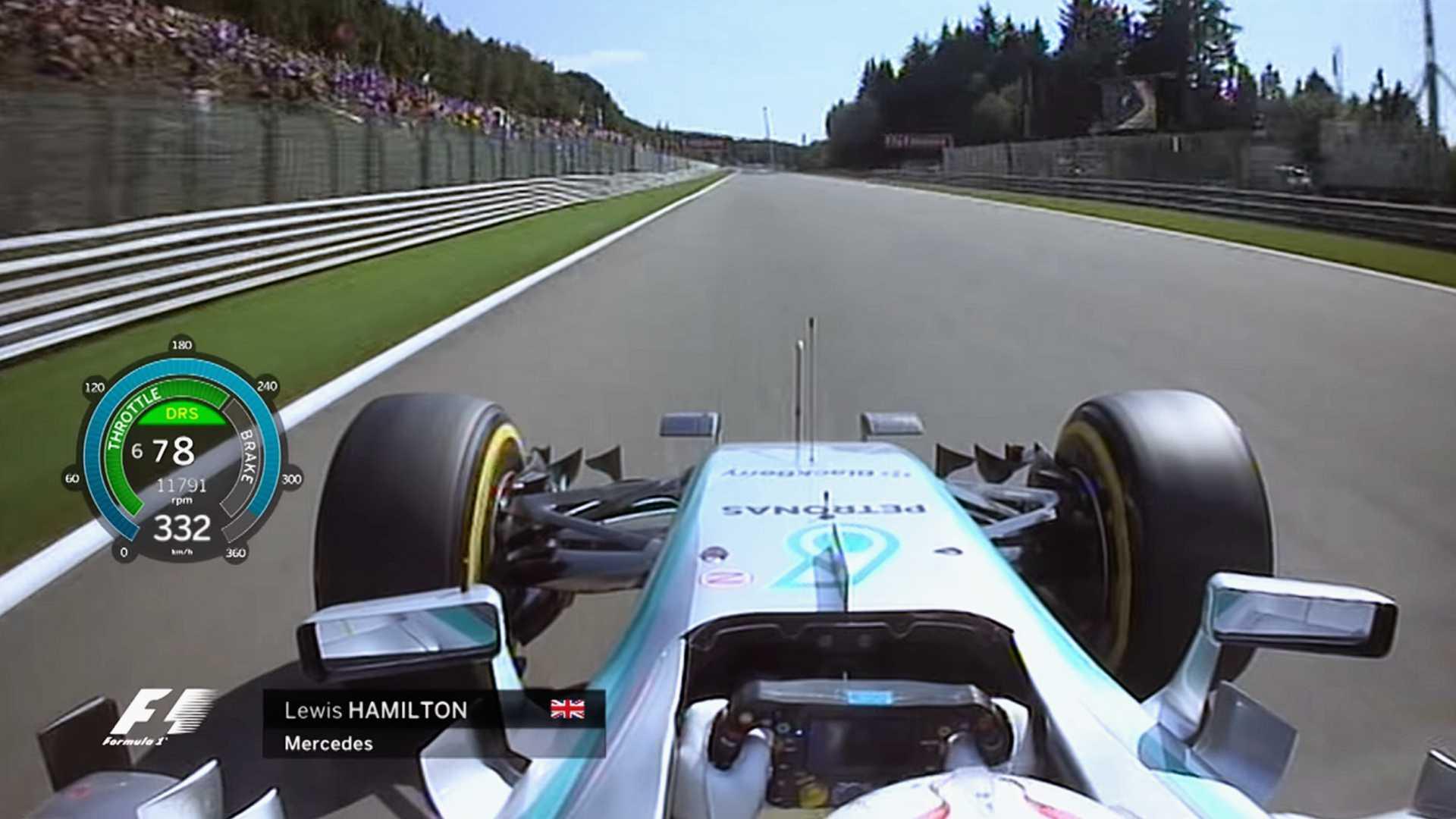 VN BELGIJE Circuit de Spa-Francorchamps Sektor 1 Slika 3
