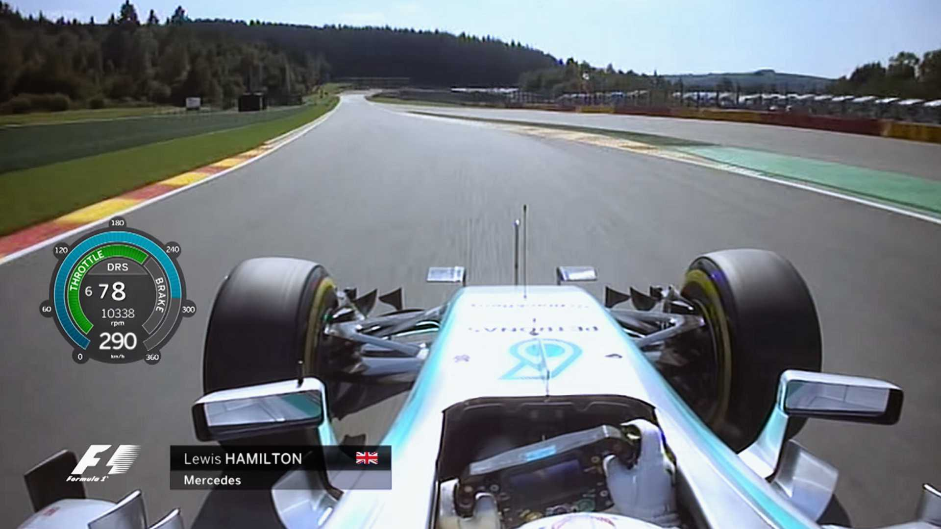 VN BELGIJE Circuit de Spa-Francorchamps Sektor 2 Slika 2