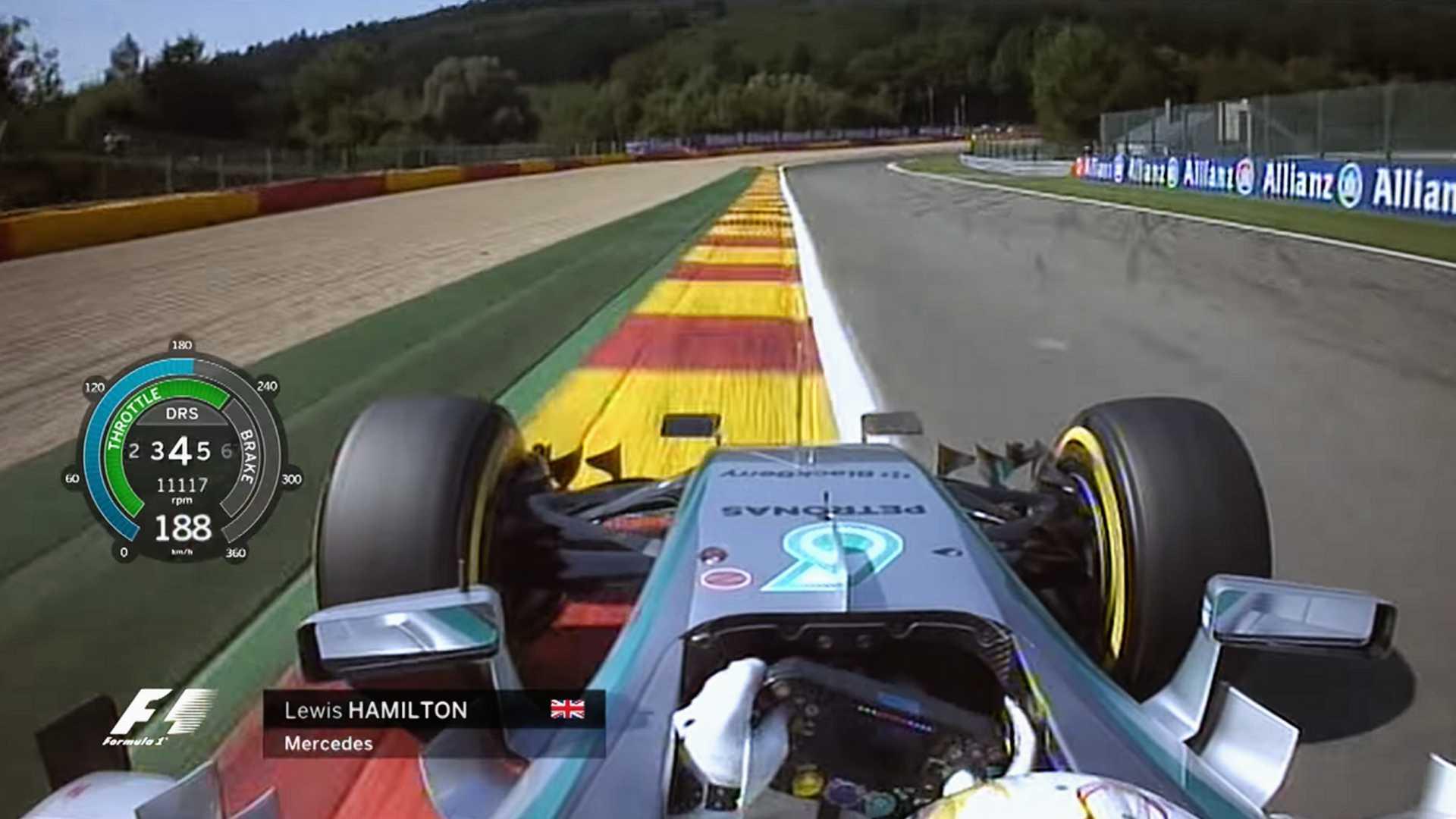 VN BELGIJE Circuit de Spa-Francorchamps Sektor 2 Slika 3