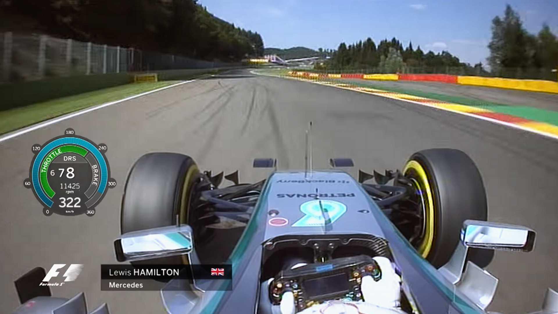 VN BELGIJE Circuit de Spa-Francorchamps Sektor 3 Slika 2