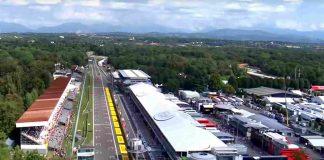 VN ITALIJE Autodromo Nazionale Monza 01.09. do 03.09.2017