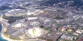 VN RUSIJE Sochi Autodrom 28.04. do 30.04.2017