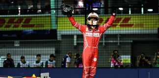 Vettel vn singapura