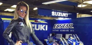 Paola Michelle Tofanini Paddock Girl of the Week 01 PolePosition Hrvatska