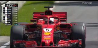 Vettel Kanada