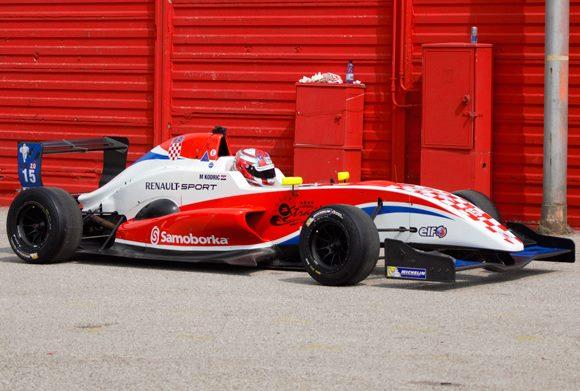 Martin Kodric Formula Renault