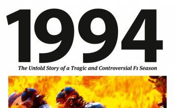 1994 F1 knjiga