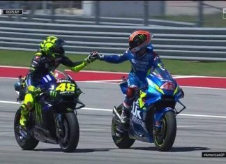 rossi rins